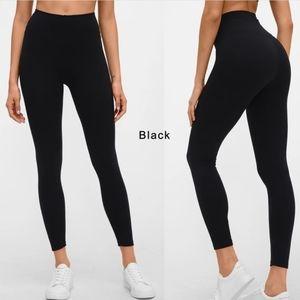 NEPOAGYM RHYTHM leggings in black size s